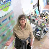 Artist Agnes Field