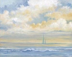 13146 - Misty Morning Sail