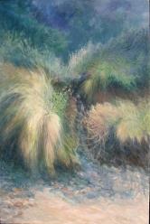 Sea Grass, on original.