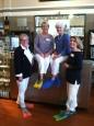 Ocean Staged hostesses flipped!