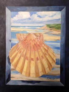 Seaside Oil Paul Brent