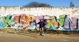 kliptown wall