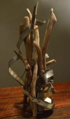 Steel and Driftwood by Robert McWhirter