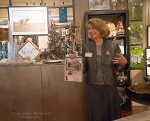 Joan's Cottage Living magazine show and tell