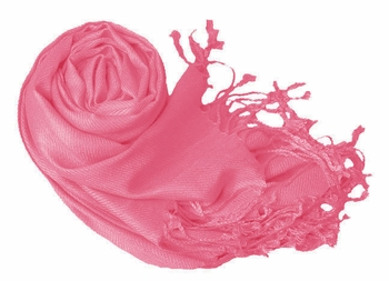 Koolaid dued silk scarf by Mary.