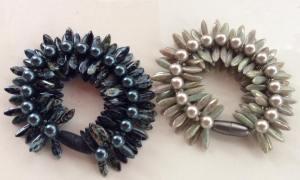 sea urchin bracelets