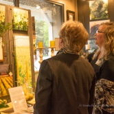 Melissa Jander's encore appearance at the Fairweather Gallery