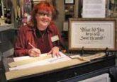 Scribing LIVE Penelope Culbertson