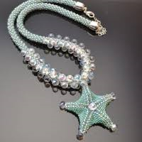 Sea Star and Kumihimo braiding