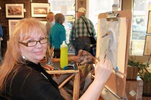 Lori+painting