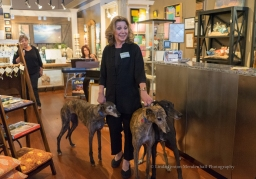 3 greyhounds & 2 hands probably not good planning. In loving memory of Lovie2.