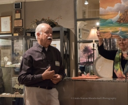 Paul Brent artist talk.