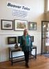 Sara Vickerman, Beaver Tales Art curator