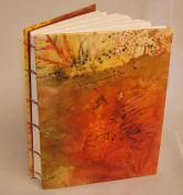 Sun dyed paper cover