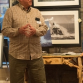 Naturalist Neal Maine coastal habitat lecture.