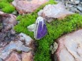 Amethyst Ring #573