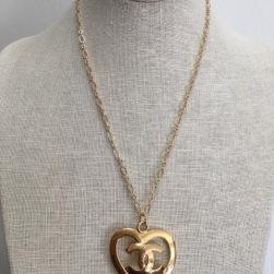 Vintage Chanel pendant byReneé Hafeman.