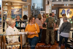 Flash back to Spring Wine Walk at Fairweather's.