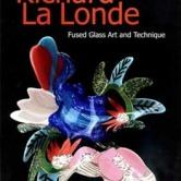 Richard LaLonde glass artist book