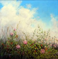 Gretha Lindwood pastel painting