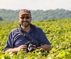 Astrophotographer Bob Knoll
