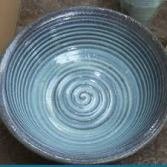 Pottery bowl by Lyn
