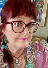 Cicely Gilman, textile artist